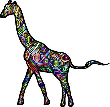 Ecoute de la part girafe